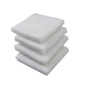 写真3 ポリエステルウール -Polyester wool-