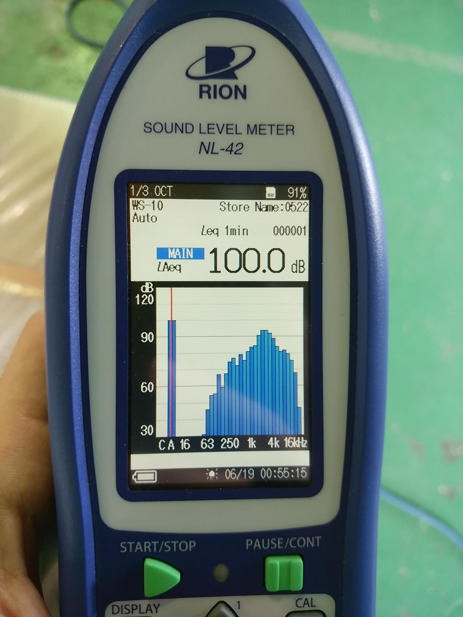 騒音 測定 アプリ