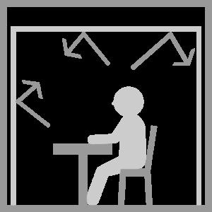 他社の防音室の特徴